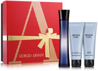 Giorgio Armani Code Women Set