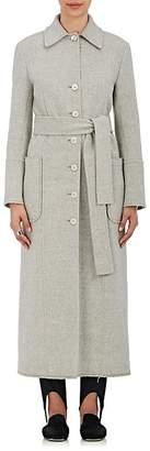 Helmut Lang Women's Wool-Cashmere Belted Coat