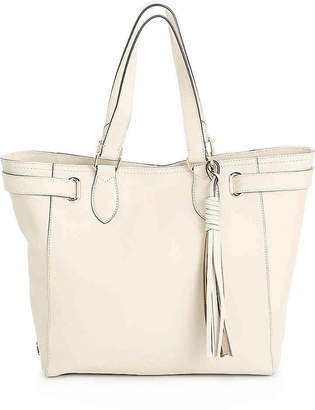 Cole Haan Tassel Leather Tote - Women's
