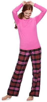 So Juniors' SO 3-piece Tee, Pants & Shorts Pajama Set