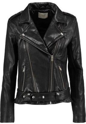 IRO Jamie Leather Biker Jacket