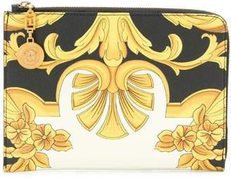Versace Barocco clutch