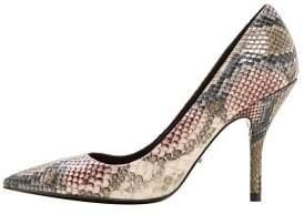Violeta BY MANGO Animal print shoes