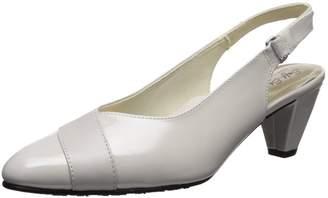 Hush Puppies Women's Dagmar Shoes, Black Kid/Patent