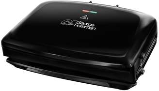 George Foreman 5 Portion Removable Plates Health Grill 24330