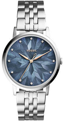 Fossil Vintage Muse Stainless Steel Link Bracelet Watch