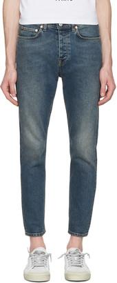 Acne Studios Blue Town Jeans $280 thestylecure.com