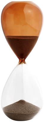 Hourglass Hay HAY - 'Time' 30 Minutes - Burnt Orange