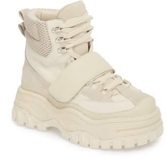Jeffrey Campbell Fonzie Platform Sneaker Boot