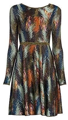 Missoni Women's Jacquard Lamé Dress