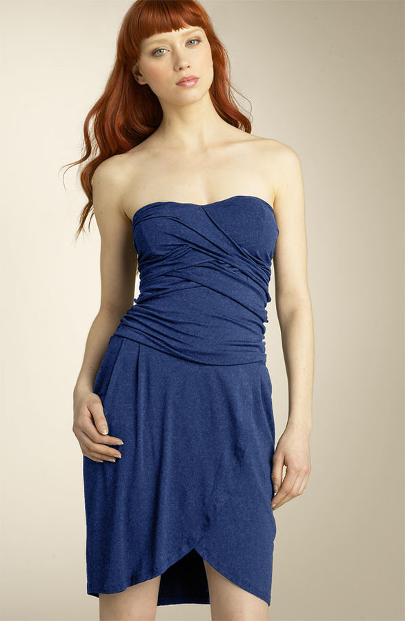 Wilster 'Elissa' Strapless Dress