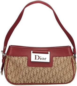 Christian Dior Diorissimo cloth handbag
