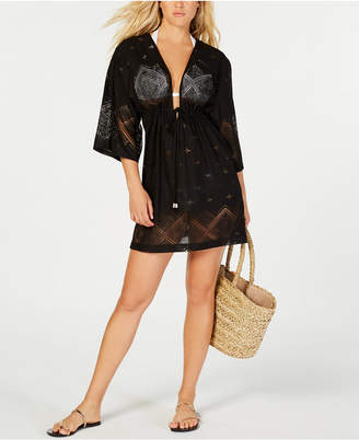Dotti Santorini Tile Kimono Cover-Up Women's Swimsuit