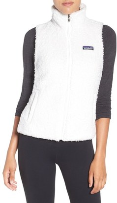 Women's Patagonia Los Gatos Fleece Vest $99 thestylecure.com