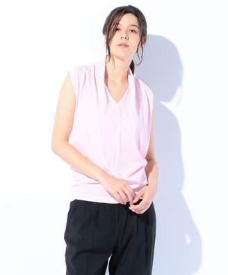 Calvin Klein (カルバン クライン) - Calvin Klein women 【春夏のおすすめトップス】スポーツジャージー カットソー(C)FDB