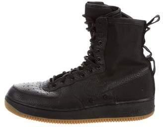 Nike SF Air Force 1 High-top Sneakers