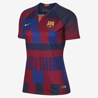 Nike FC Barcelona 20th Anniversary Women's Jersey