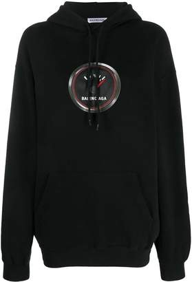Balenciaga gas tank speed hoodie
