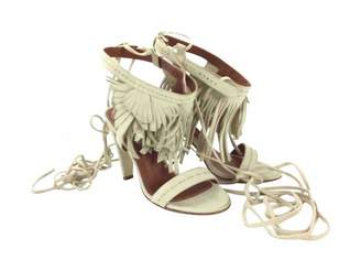 Alberta Ferretti Leather sandals