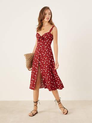 Reformation Frankfort Dress