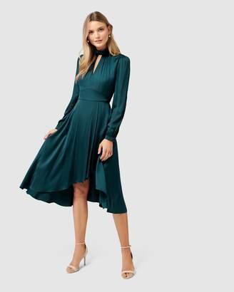 Forever New Raegan Halo Neck Dress