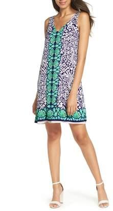 Lilly Pulitzer R) Florin Sleeveless Shift Dress