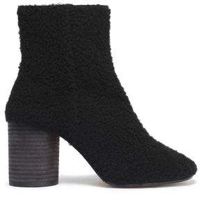 Maison Margiela Shearling Ankle Boots