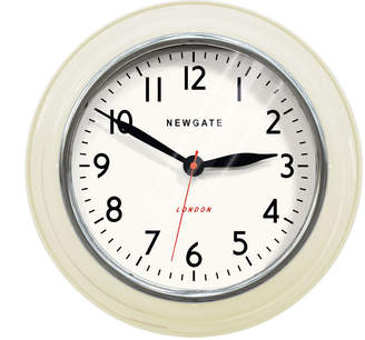 Newgate Clocks - The Cookhouse Wall Clock - Linen White