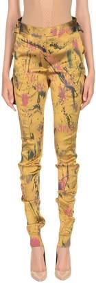 Vivienne Westwood ANDREAS KRONTHALER for Casual pants - Item 13181238DD