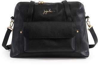 Ju-Ju-Be Ever Collection Wherever Faux Leather Weekend Diaper Bag