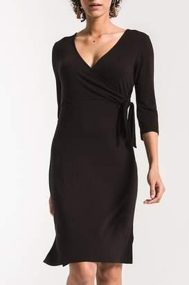 Dahlia Apricot Lane Wrap Dress