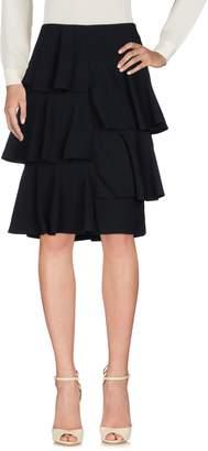Rose Knee length skirts