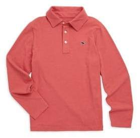Vineyard Vines Little Boy's& Boy's Edgartown Polo Shirt