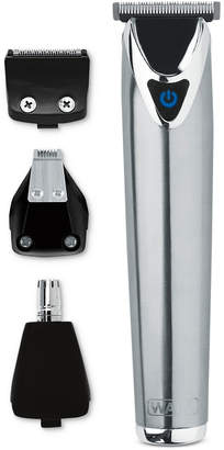 Wahl 9818 Trimmer, Stainless Steel Lithium Ion Trim, Groom and Detail