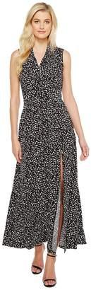 MICHAEL Michael Kors Mini Finy Slit Maxi Dress Women's Dress