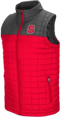 Men's North Carolina State Wolfpack Amplitude Puffer Vest