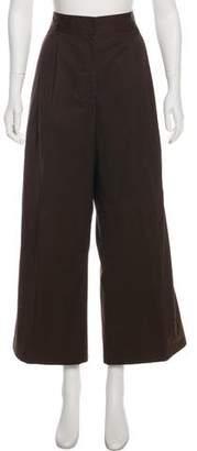 Marc Jacobs High-Rise Wide-Leg Pants