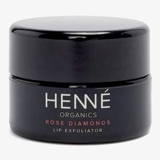 Henne Henné Organics Rose Diamond Lip Exfoliator