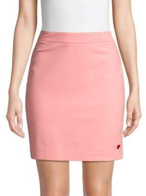 Love Moschino Classic Mini Skirt