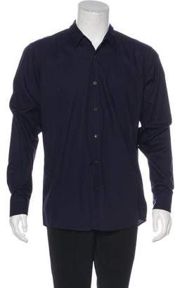 Dries Van Noten Jacquard Woven Shirt