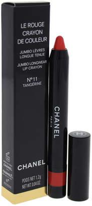 Chanel 0.04Oz #11 Tangerine Le Rouge Crayon De Couleur