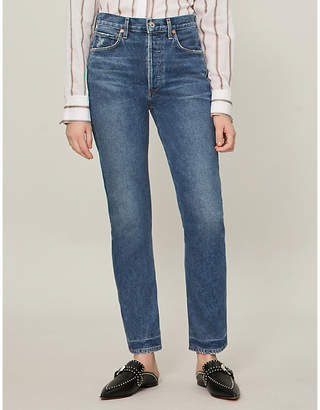 Citizens of Humanity Charlotte relaxed-fit mid-rise jeans