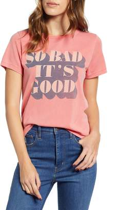 Junk Food Clothing So Bad It's Good Tee