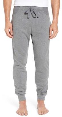 Men's Ugg 'Ryan' Cotton Blend Lounge Pants $95 thestylecure.com