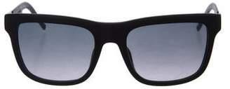 Christian Dior Square Gradient Sunglasses