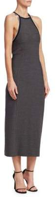 Rag & Bone Watts Engineered Midi Dress