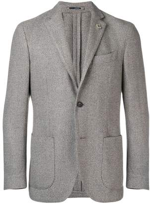 Lardini tailored suit jacket