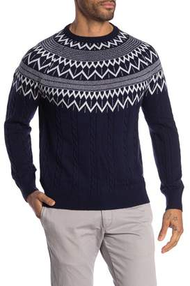 Nordic Barque Knit Sweater