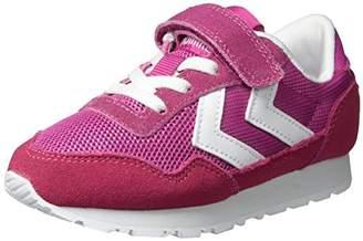 Hummel Reflex Sport JR, Unisex Kids' Low-Top Sneakers,(35 EU)