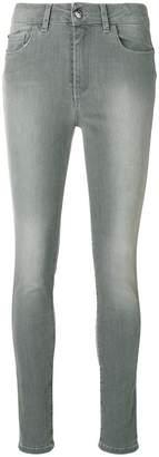 Twin-Set stonewashed skinny jeans